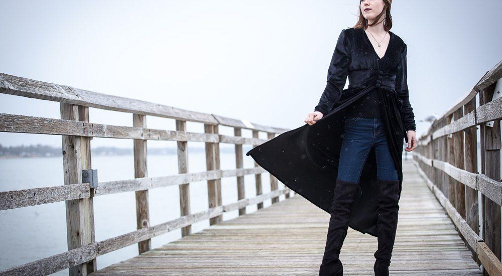 Black Velvet in the Rain