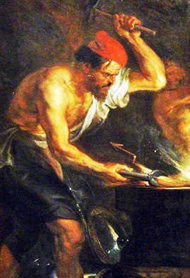 Hephaestus's Story by Guest Blogger Soren Stebbins