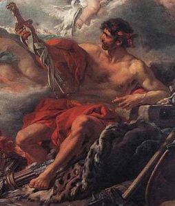 Hephaestus's Story, read at gossamerydreams.com
