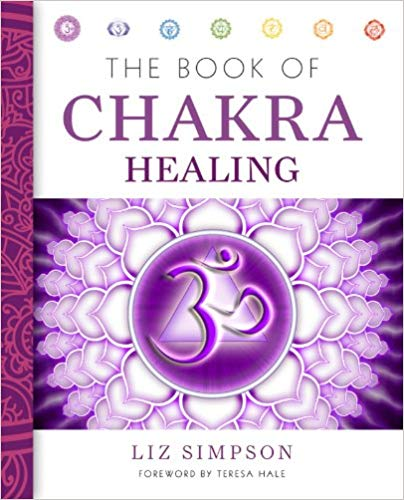 The Book Of Chakra Healing @gossamerydreams.com