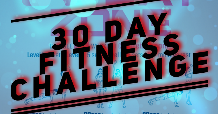30 Day HIIT and Mini Band Challenge