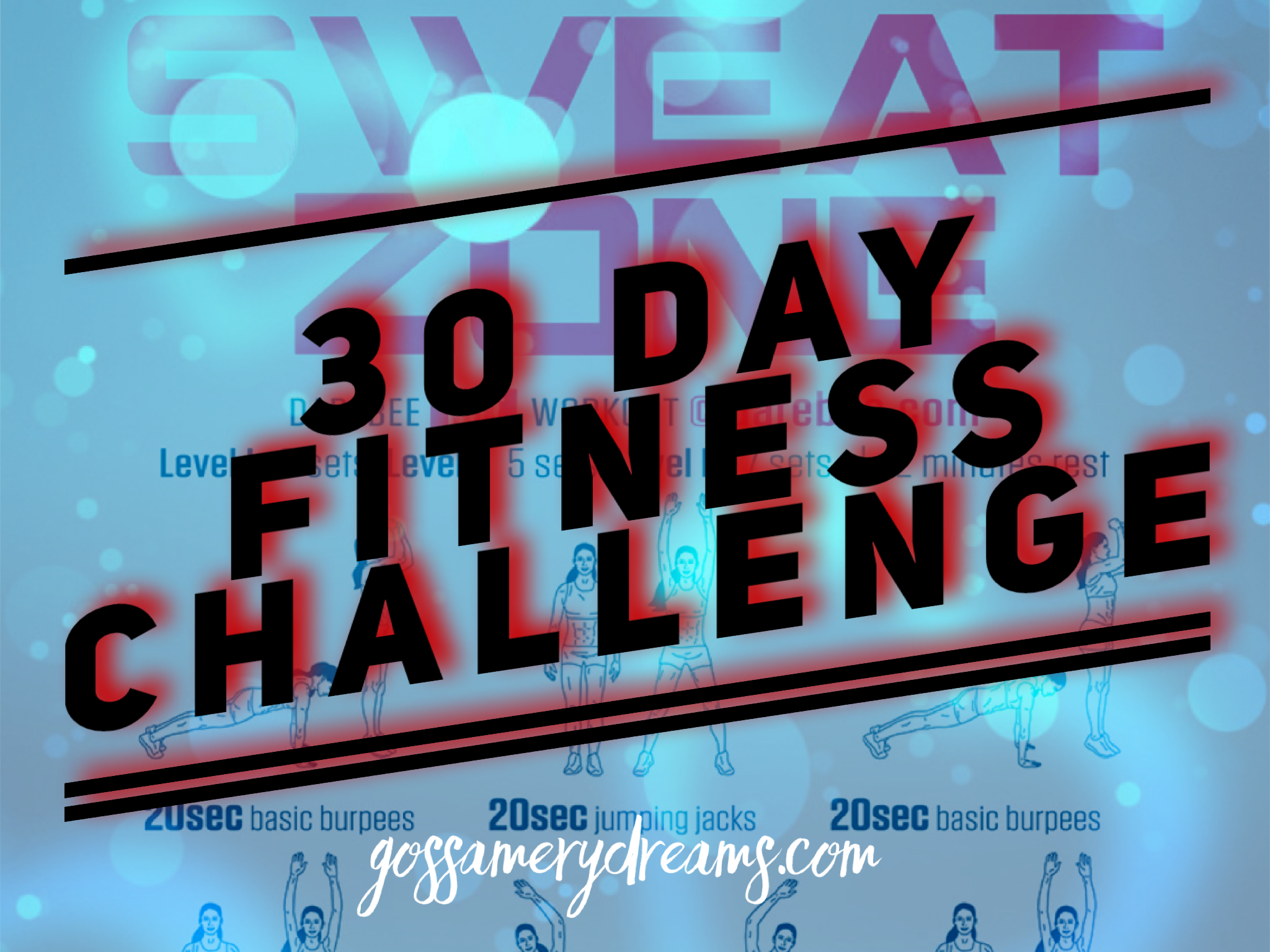 30 Day HIIT and Mini Band Challenge