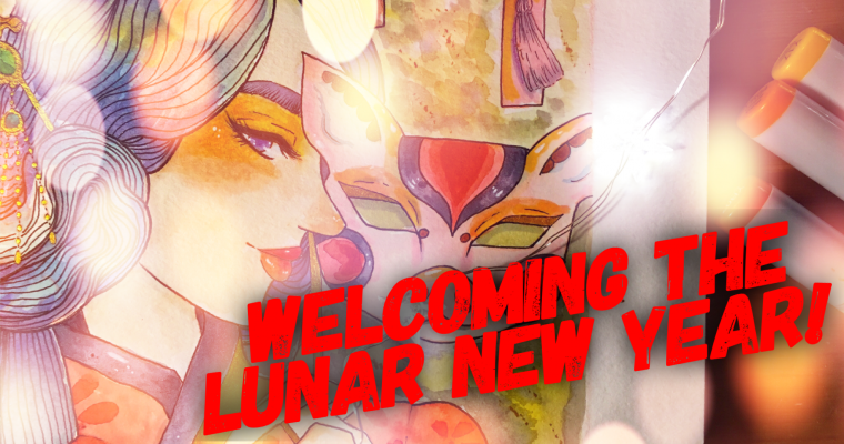 Lunar New Year 2019!